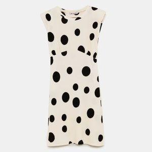 Dresses & Skirts - Polka Dot Midi Length Dress